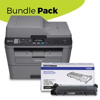 Brother RMFC-L2700DWB Refurbished Mono Laser Multifunction BUNDLE PACK