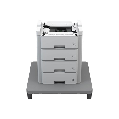 Brother TT4000 Optional Tower Tray with Stabilizer (4 trays x 520-sheet capacity)