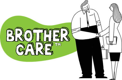 Brother Care characters