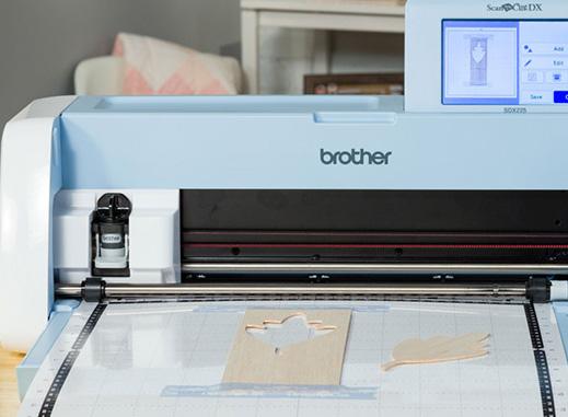 Craft Cutting Machines: ScanNCut