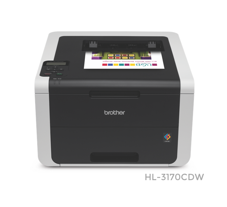 HL-3170CDW Digital Colour Printer