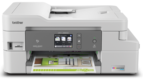 Brother MFC-J995DW INKvestment Tank colour inkjet all-in-one printer