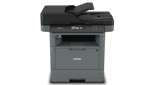 Brother MFC-L5900DW mono laser all-in-one printer