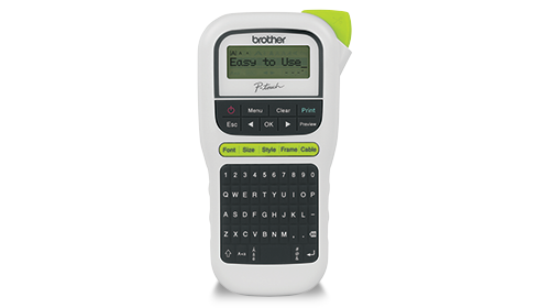 Brother PT-H110 P-touch standalone label maker