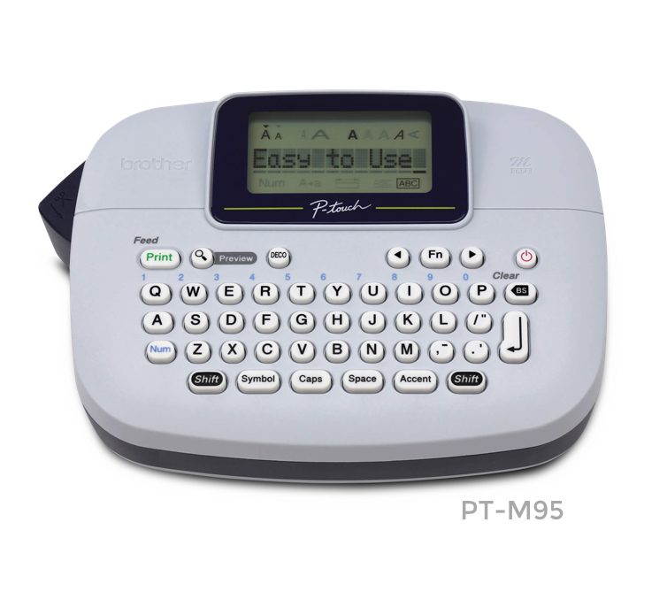 PT-M95 Handy Label Maker