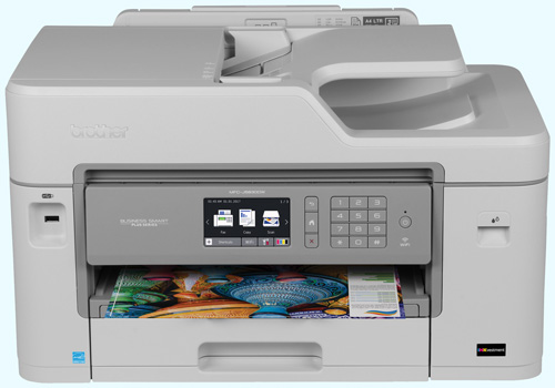 Brother MFC-J985DW Inkjet Multifunction
