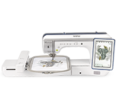 Brother XP2 sewing, quilting and embroidery machine