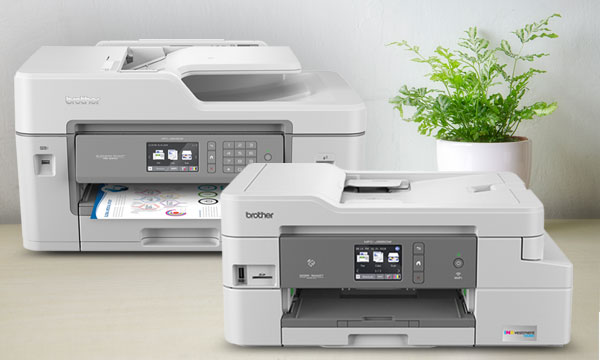 Brother MFC-J995DW and MFC-J6545DW INKvestment Tank colour all-in-one printers