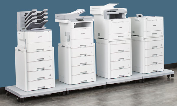 Brother business laser printers