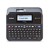 Brother PT-D600 P-touch computer-connected label maker