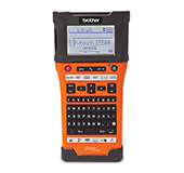 Brother PT-E550WVP P-touch industrial label maker