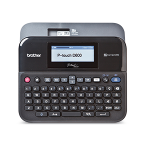 Brother PT-D600 P-touch computer-connected