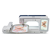 Brother XP1 sewing, quilting and embroidery machine