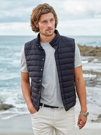 quilted legend vest