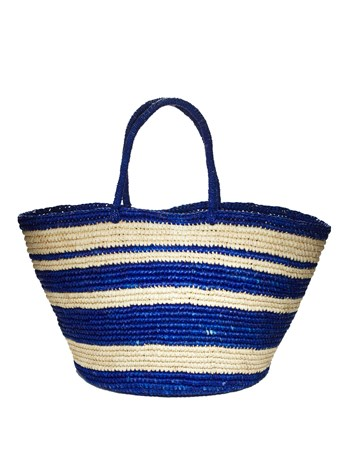 hampton stripe bag