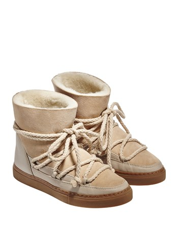 bambi suede sneaker boot