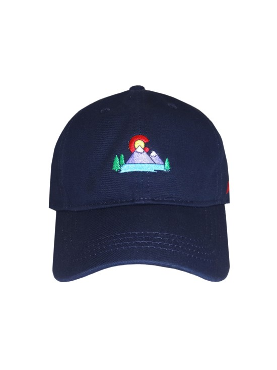 colorado mountain lake hat