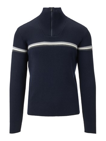 wengen iii quarter zip ski sweater