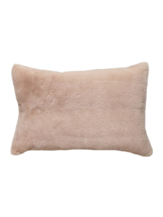 venezia mink pink pillow