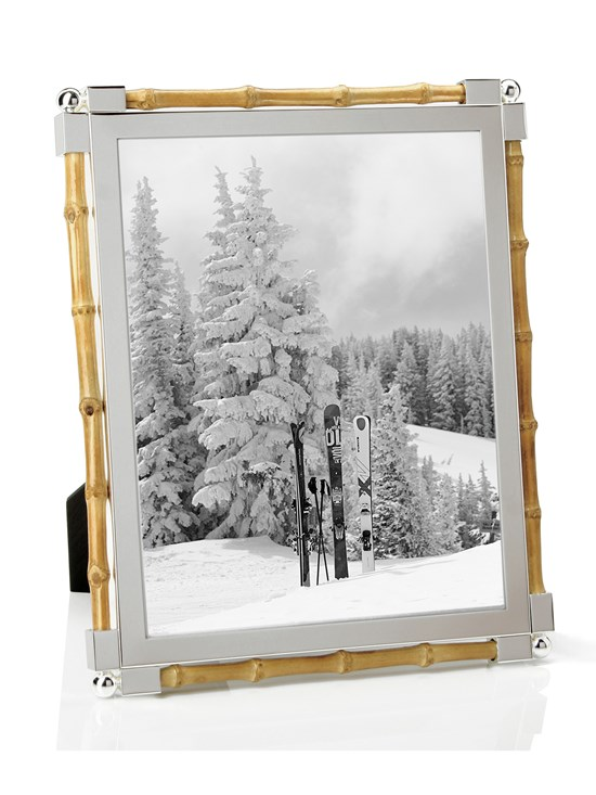 classic bamboo frame 8x10