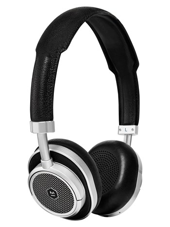 MW50 wireless on-ear headphones black