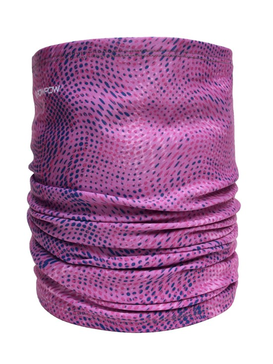 single layer neck warmer