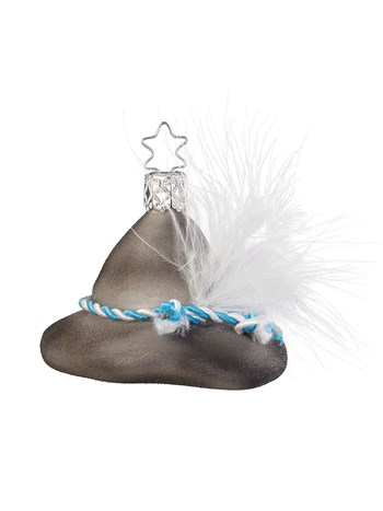 bavarian hat ornament