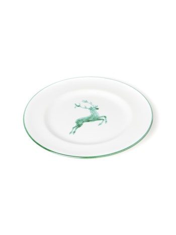 stag salad plate