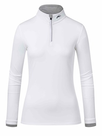 feel sport jersey turtleneck