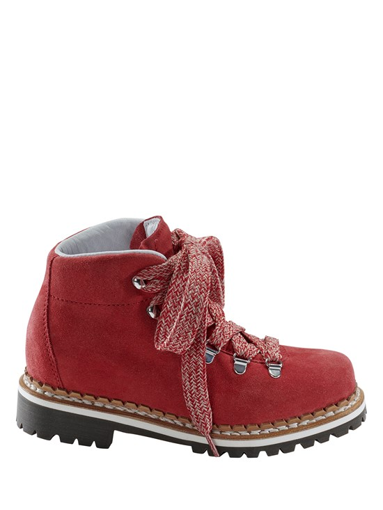 escoma suede hiker boot