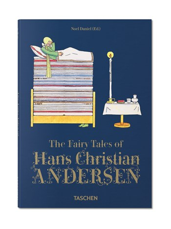 the fairy tales of hans christian anderson - small version