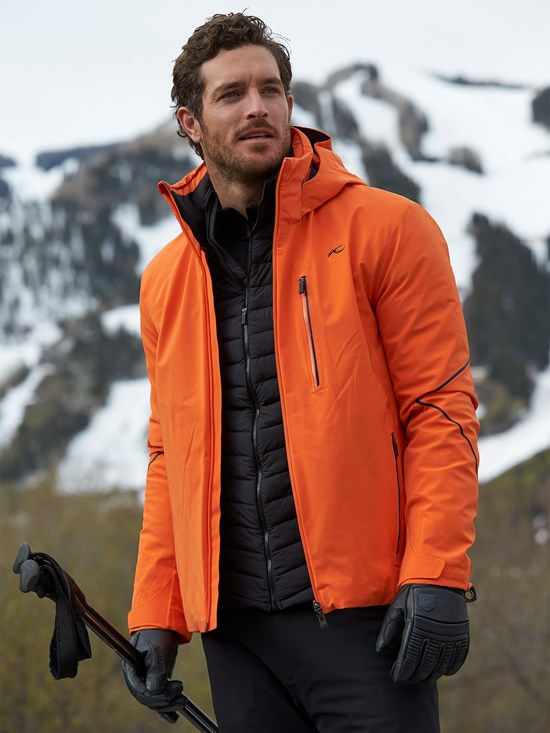 macun stretch down jacket