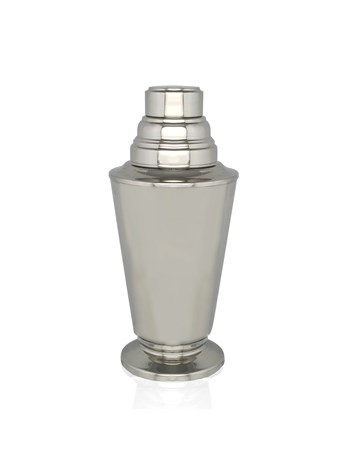 retro cocktail shaker