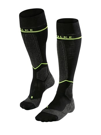 men's sk energizing wool ski sock