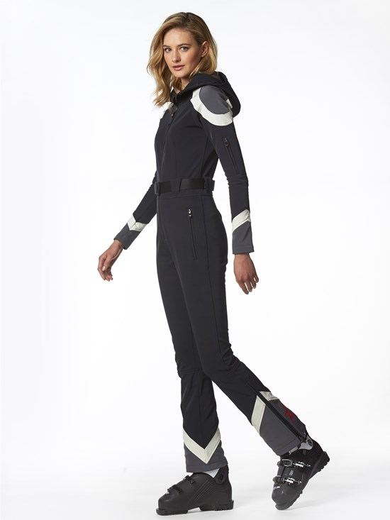 allos stretch ski suit
