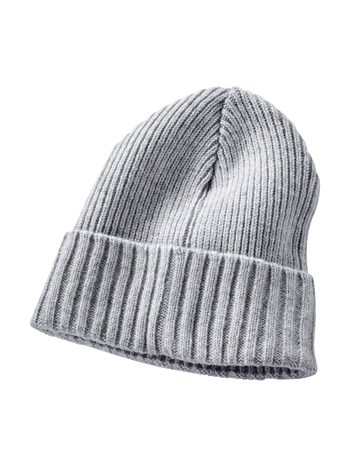 pool rib knit hat