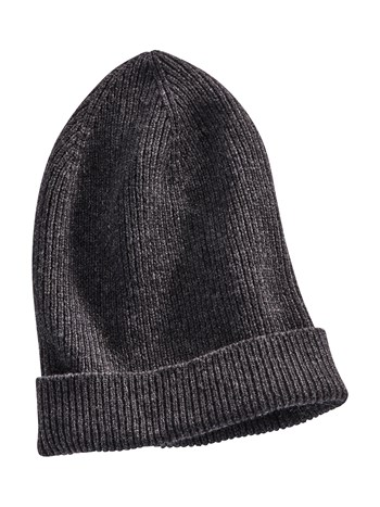 alessandro tip cashmere knit hat