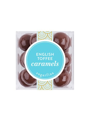 english toffee caramels