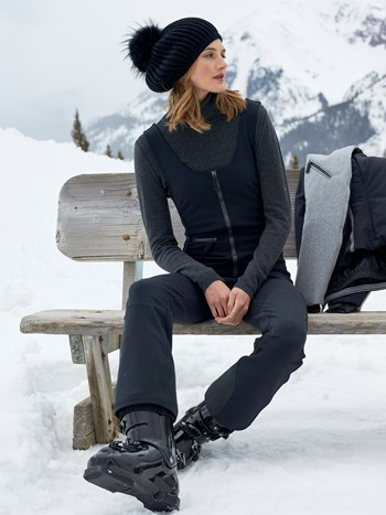amal stretch ski suit
