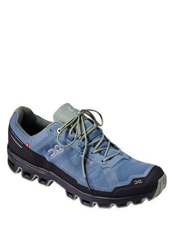 cloudventure waterproof seal/kelp running shoe
