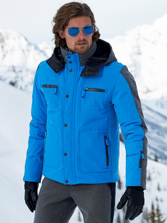 dan performance ski jacket