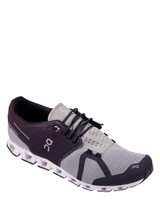 cloud black/slate running shoe