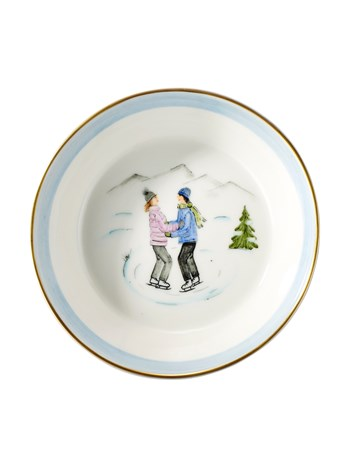 ice skaters bowl