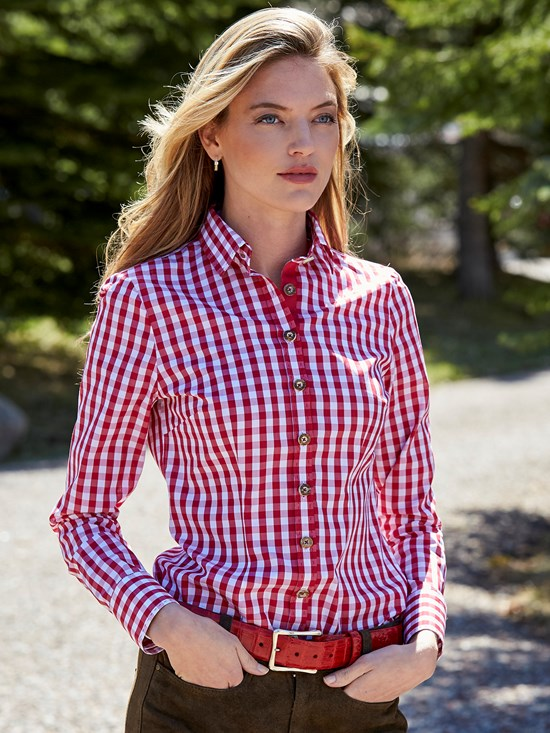 willow check shirt
