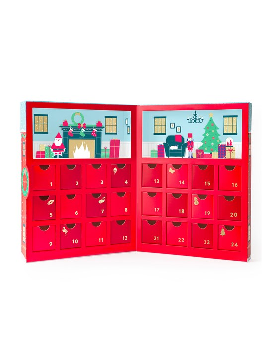 advent calendar 24pc. bento box