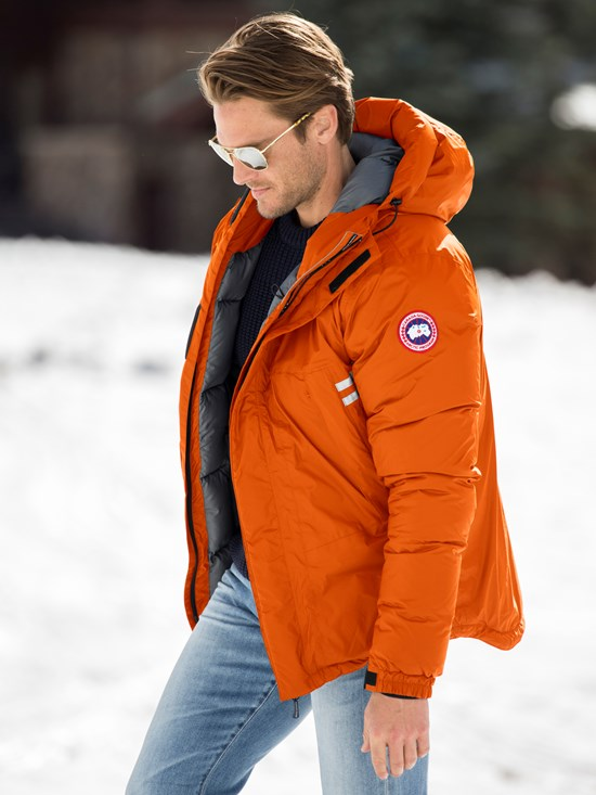 mountaineer down jacket