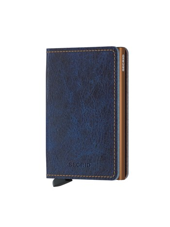 slim wallet indigo 5