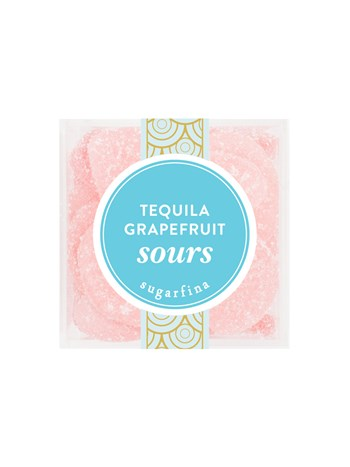 tequila grapefruit sour gummies