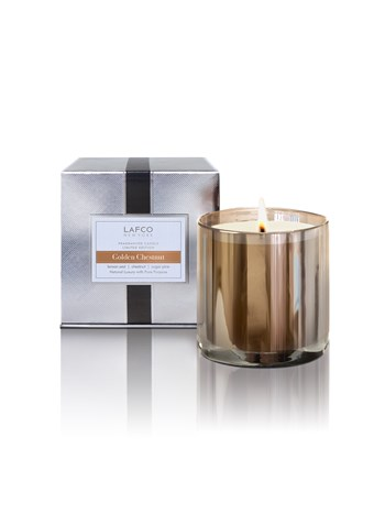 golden chestnut candle