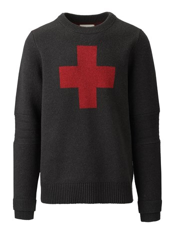 race ski sweater